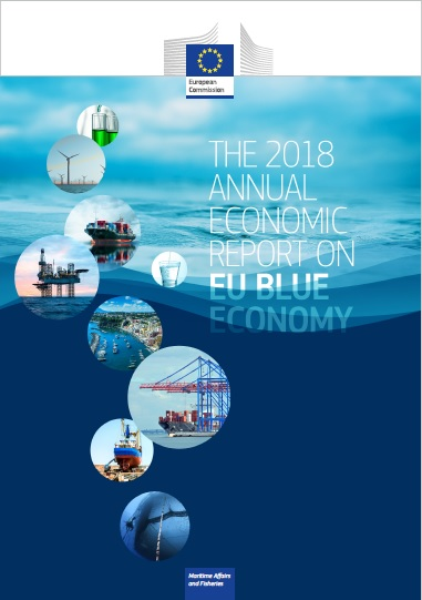 The 2018 annual economic report on blue economy img
