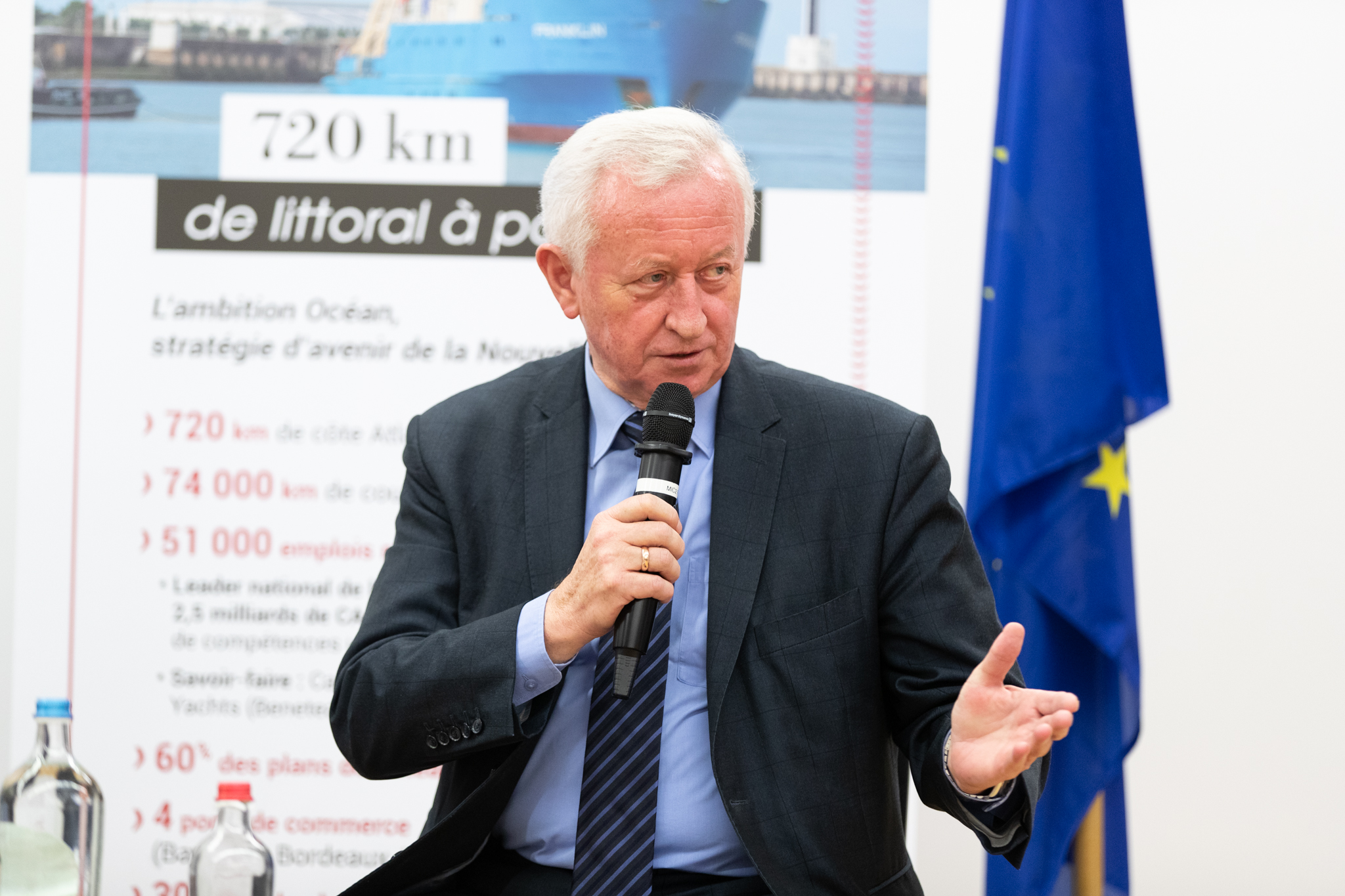 EBI 10 year anniversary   Bogusław Liberadzki (Member of the European Parliament)   2