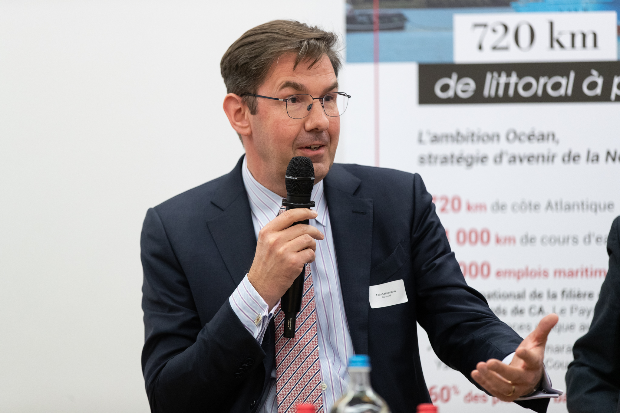EBI 10 year anniversary   Felix Leinemann (Head of Unit, European Commission)   1