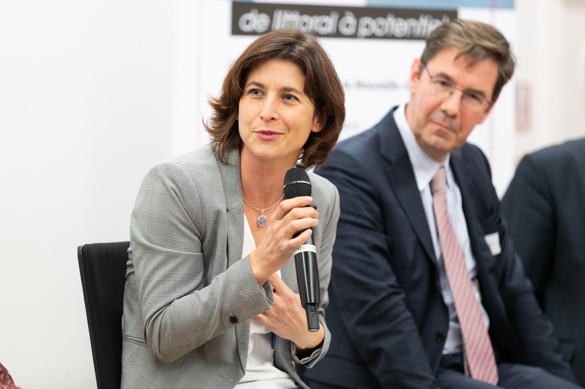 EBI 10 year anniversary   Mirna Cieniewicz (Director, Groupe Beneteau)   1