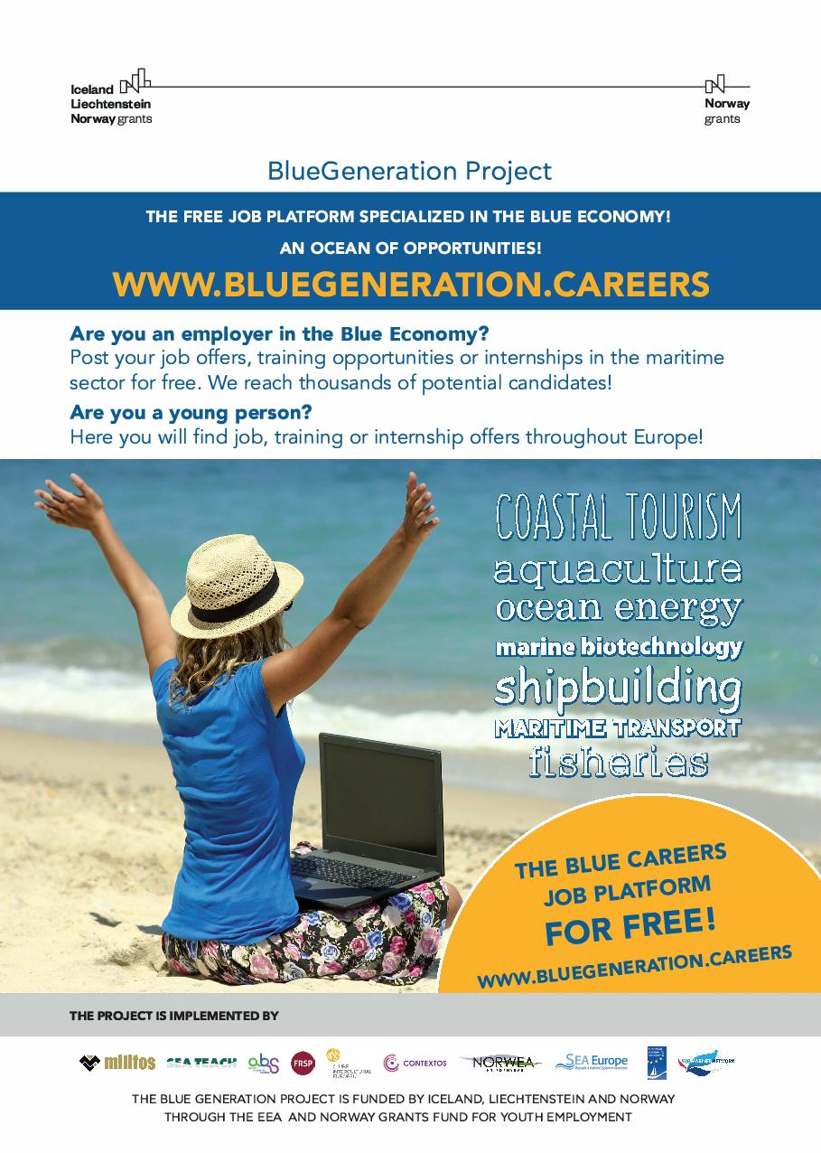 Flyer BlueGeneration.careers Job Platform en v2 page 001