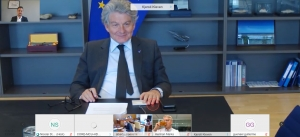 EBI participates in strategic dialogue with EU Commissioner Thierry Breton on recovery of the maritime sector